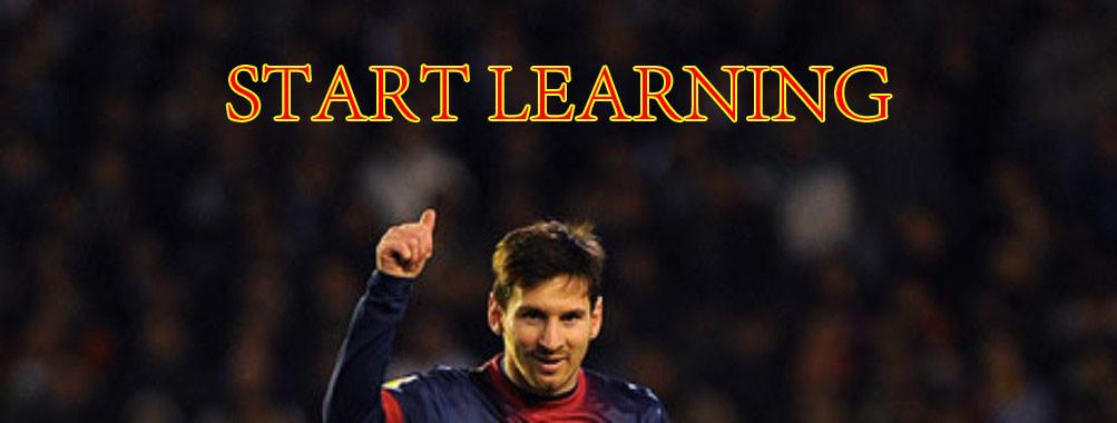 Start Learning