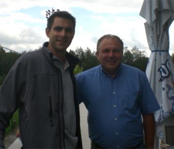 Meeting Michel Bruyninckx
